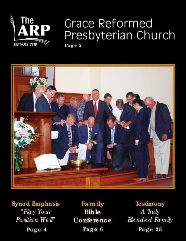 September/October ARP Magazine