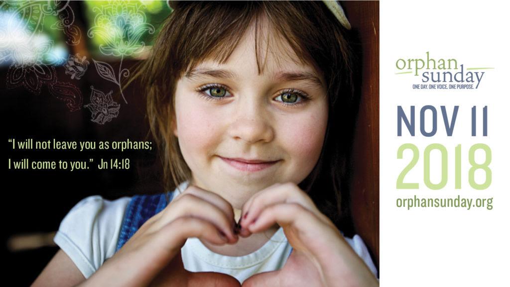 Orphan Sunday November 11