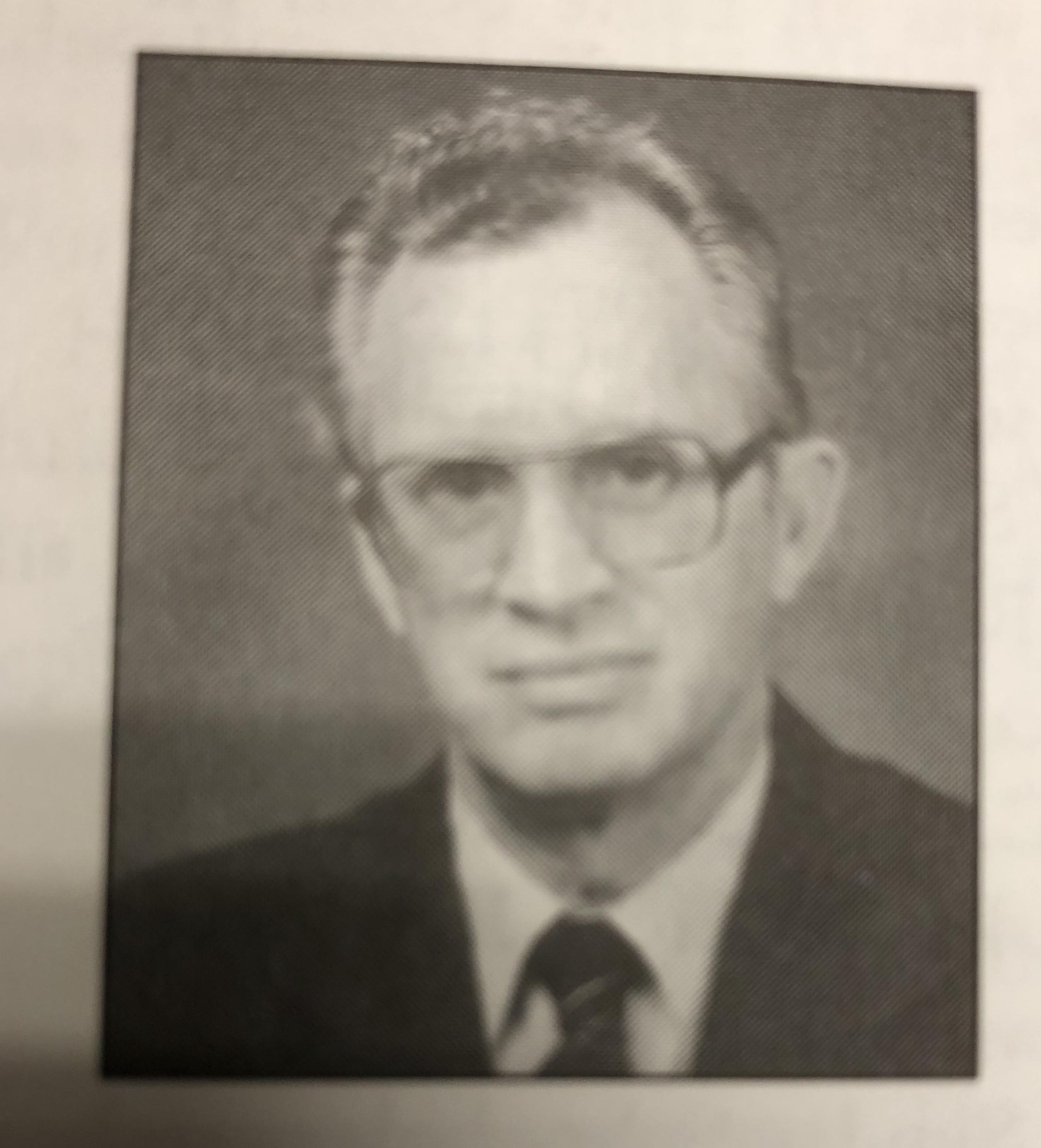 Reverend David R. Ellis