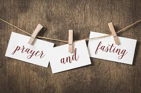 Good Friday Call to Prayer & Fasting