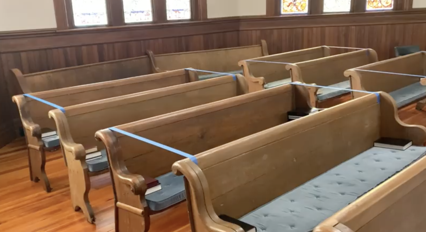 Thinking of Reopening for Worship?